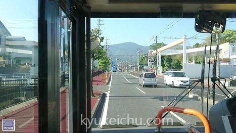 2017年5月伊勢市駅から内宮へバス移動中その2